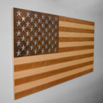 American Flag, All American Flag, Wood, Wood Flag, Wooden Flag, Flag
