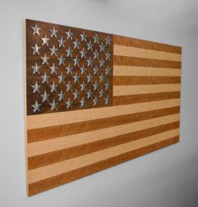 American Flag, All American Flag, Wood, Wood Flag, Wooden Flag, Flag